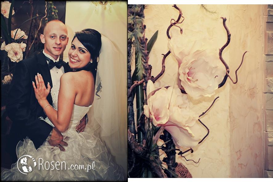 Monika i Mariusz - zdjęcia ślubne