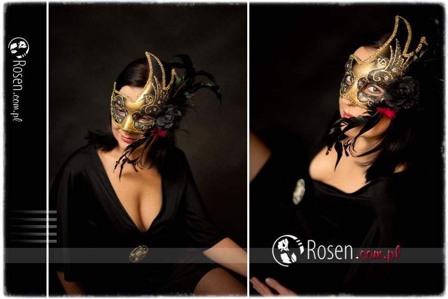 fotografia, portret kobiecy Rosen Studio