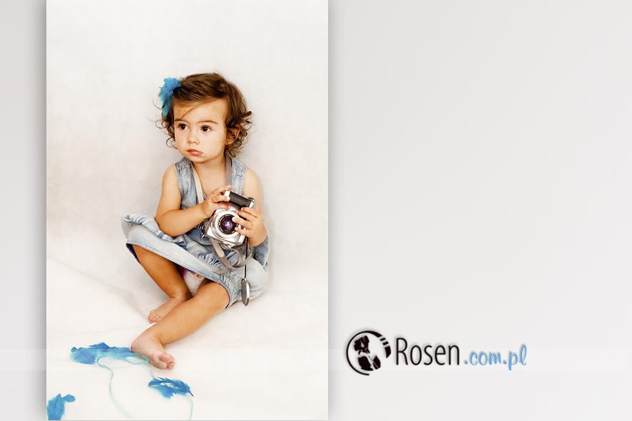 Fotografia, Portret Dziecięcy, foto Rosen Studio Kraków
